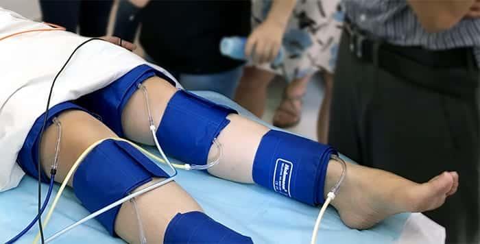 Viasonix Falcon PVD - Segmental Blood Pressures