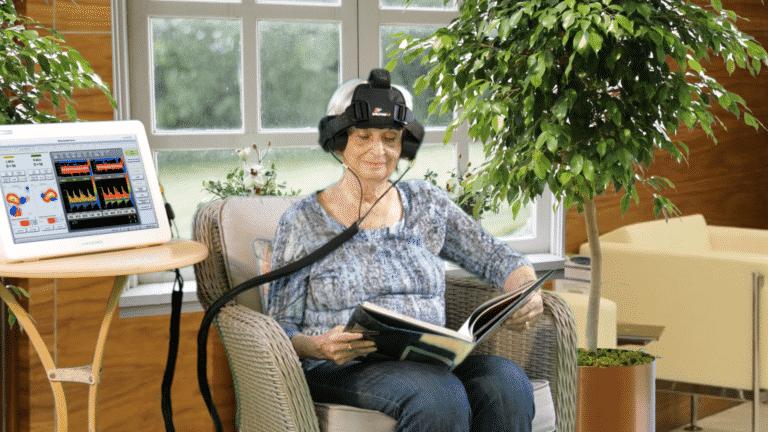 Transcranial Doppler Robot - Comfortable Headgear