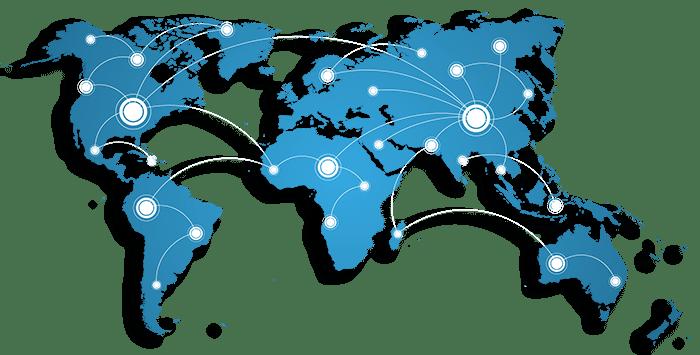 Viasonix Worldwide Distribution